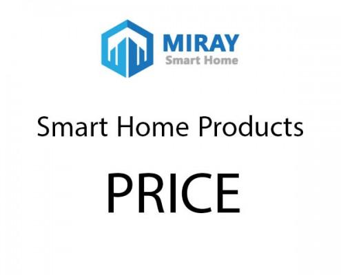 قیمت هوشمند سازی ساختمان