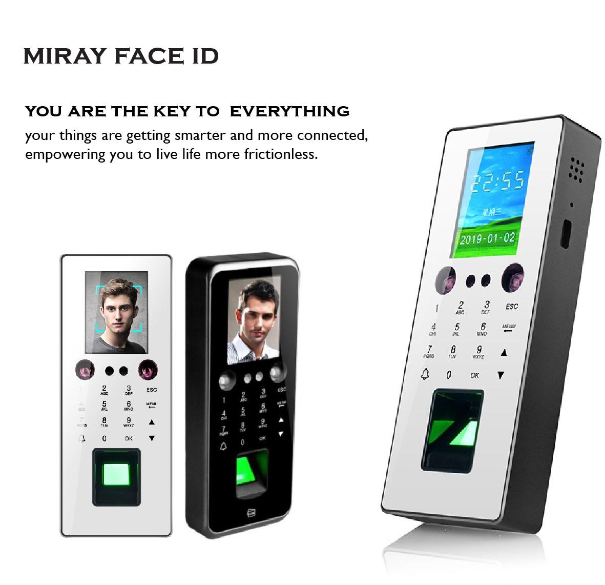 تشخیص چهره هوشمند میرای